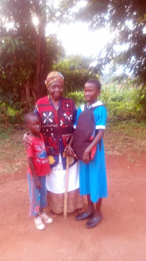 Regidna and kids